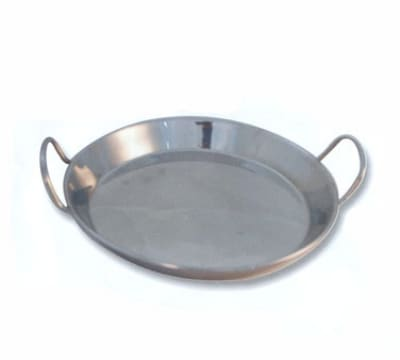 """Bon Chef 61249 14.8"""" Tray w/ Induction Bottom, Stainless Steel"""