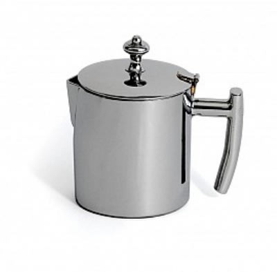 Bon Chef 61310 16 oz Coffee Pot, Stainless Steel