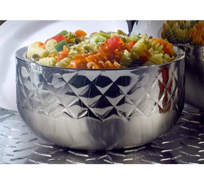 Bon Chef 9316DI 7-qt Three Wall Cold Wave Bowl
