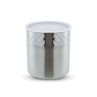 Bon Chef 9321DI 3 gal Cold Wave Ice Cream Container - Triple Wall, Stainless