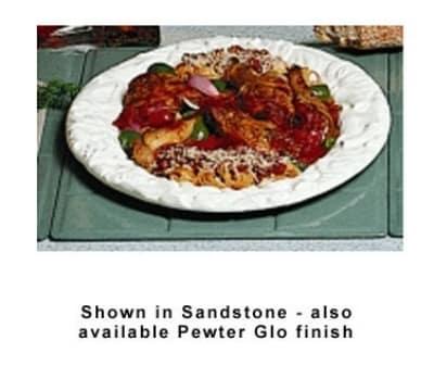 Bon Chef 9600H5501S WH Custom Cut Tile Tray for 5501, Aluminum/White