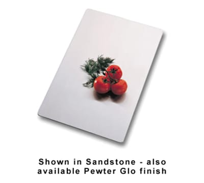 Bon Chef 9660-1/2 1/2-Size Tile Tray, Stainless Steel