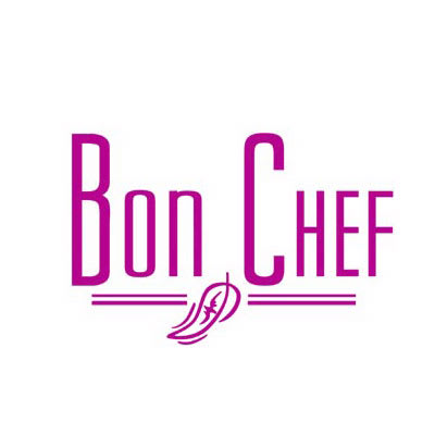 Bon Chef 96610 1/2-Size Tile Tray, Circles Design, Stainless