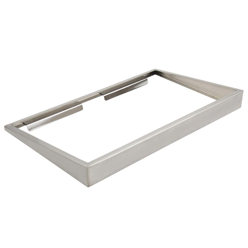 Bon Chef 9716 Side Riser, 13-1/8 x 21.5, Stainless Steel
