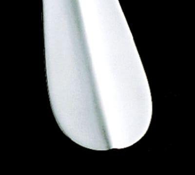 Bon Chef S113 Butter Spreader, Flat Handle, 13/0 Stainless Steel, Monroe
