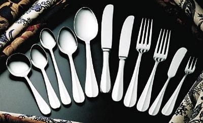 Bon Chef SBS102S Iced Tea Spoon, Monroe, 18/0 Silverplated