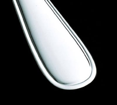 Bon Chef SBS301S Bouillon Spoon, Tuscany, Silverplated
