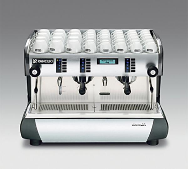 Rancilio CLASSE10 USB2 Classe 10 Espresso Machine, Fully Automatic, 11 Liter Boiler