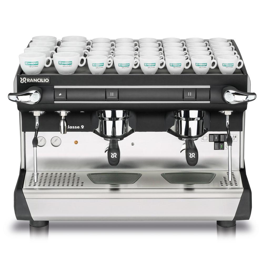 Rancilio CLASSE 9 S2 Classe 9 Manual Espresso Machine w/ 2-Steam Wand & 11-Liter Boiler, 110-220v/1ph
