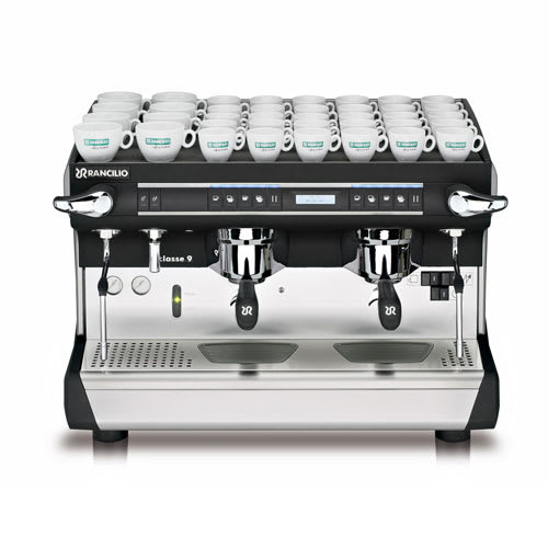 Rancilio CLASSE 9 USB2 Classe 9 Fully Automatic Espresso Machine w/ 11 Liter Boiler, 208 240v/1ph