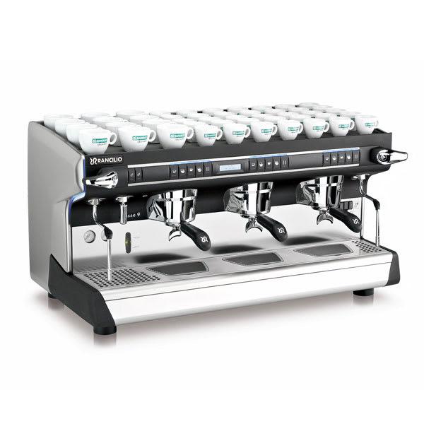Rancilio CLASSE 9 USB3 Classe 9 Fully Automatic Espresso Machine w/ 16 Liter Boiler, 208 240v/1ph