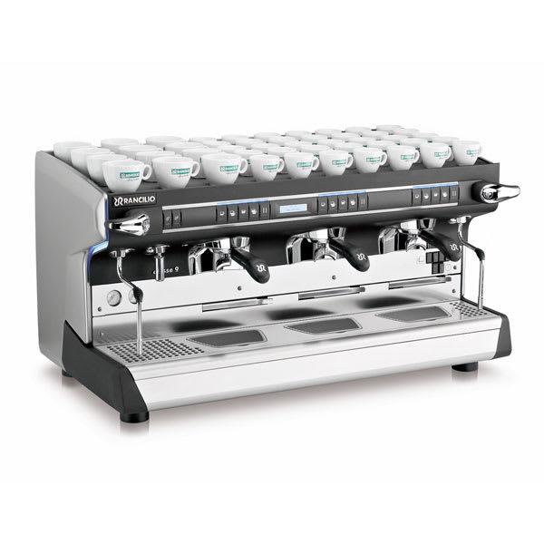 Rancilio CLASSE 9 USB3 TALL Classe 9 Fully Automatic Tall Espresso Machine w/ 16-Liter Boiler, 208-240v/1ph
