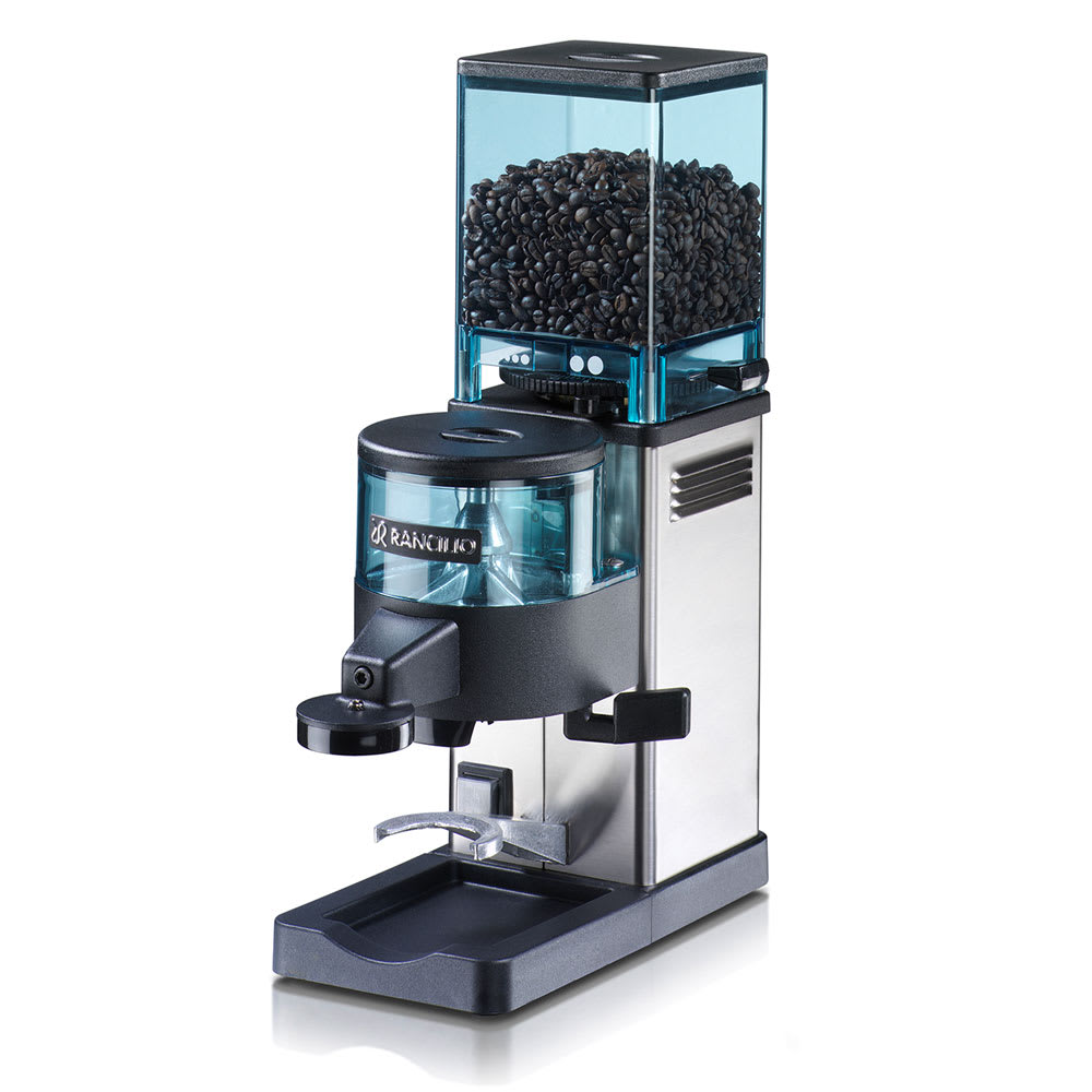 Rancilio MD 40 ST MD Coffee Grinder, Semi-Automatic, 1 lb Bean Hopper, 110v