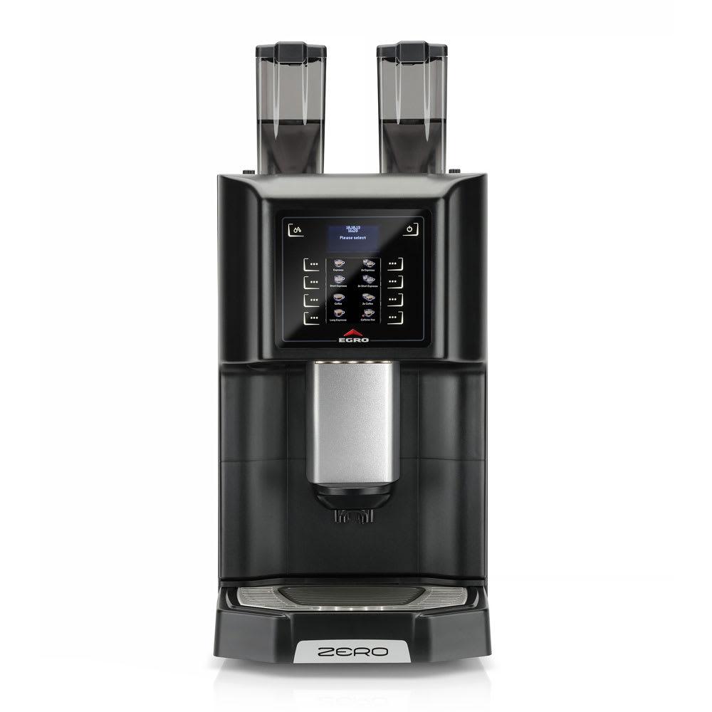 Rancilio EGRO ZERO PURE COFFEE Pure Coffee Espresso Machine w/ 16-Drink Selections, 100-Cups/Day, 110v