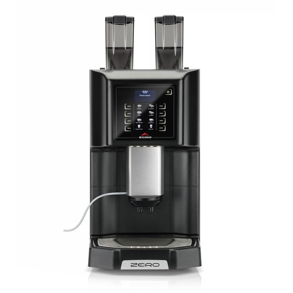 Rancilio EGRO ZERO QUICK MILK Quick Milk Espresso Machine w/ 16 Drink Selections, 100 Cups/Day, 110v