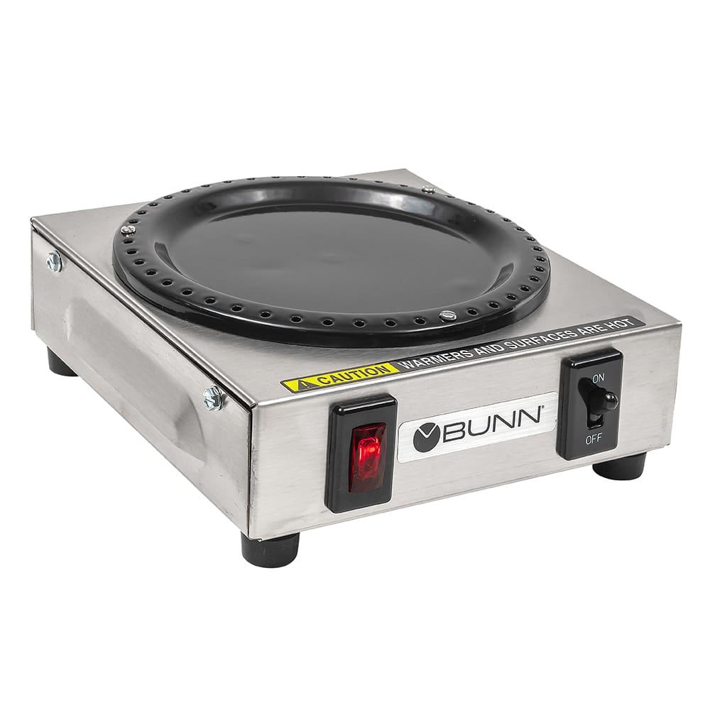 Bunn WX1-0004 WX1 Coffee Warmer, 1 Element, 120V (06450.0004)