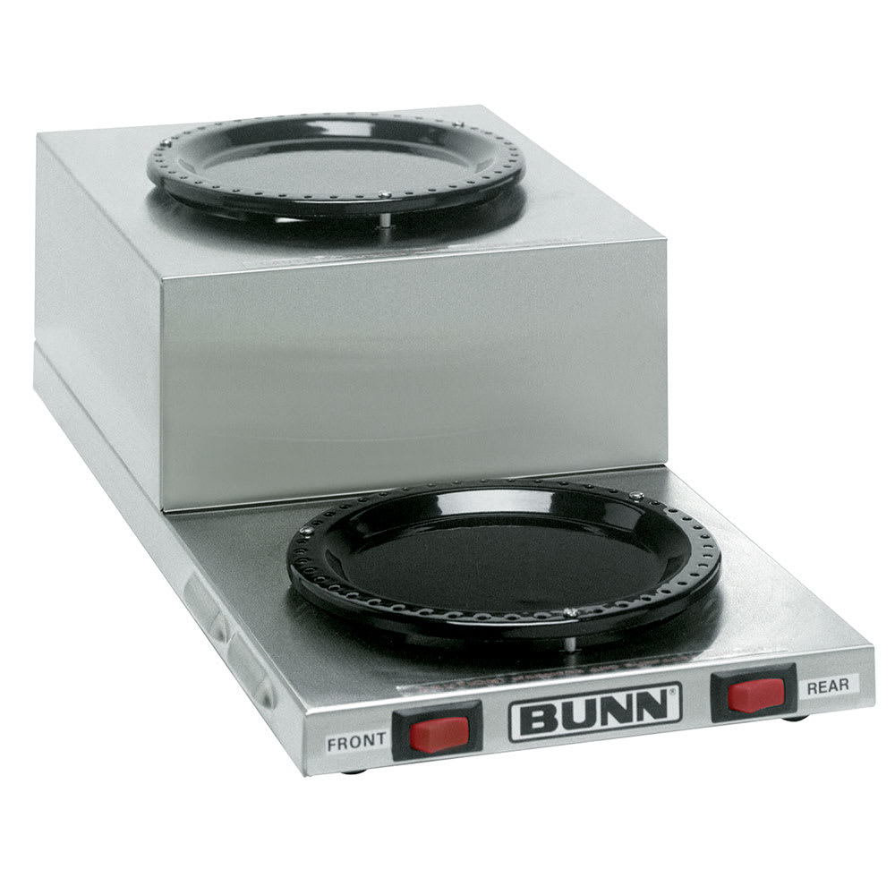 Bunn WL2 Step-Up Coffee Warmer, 120v (11402.0001)