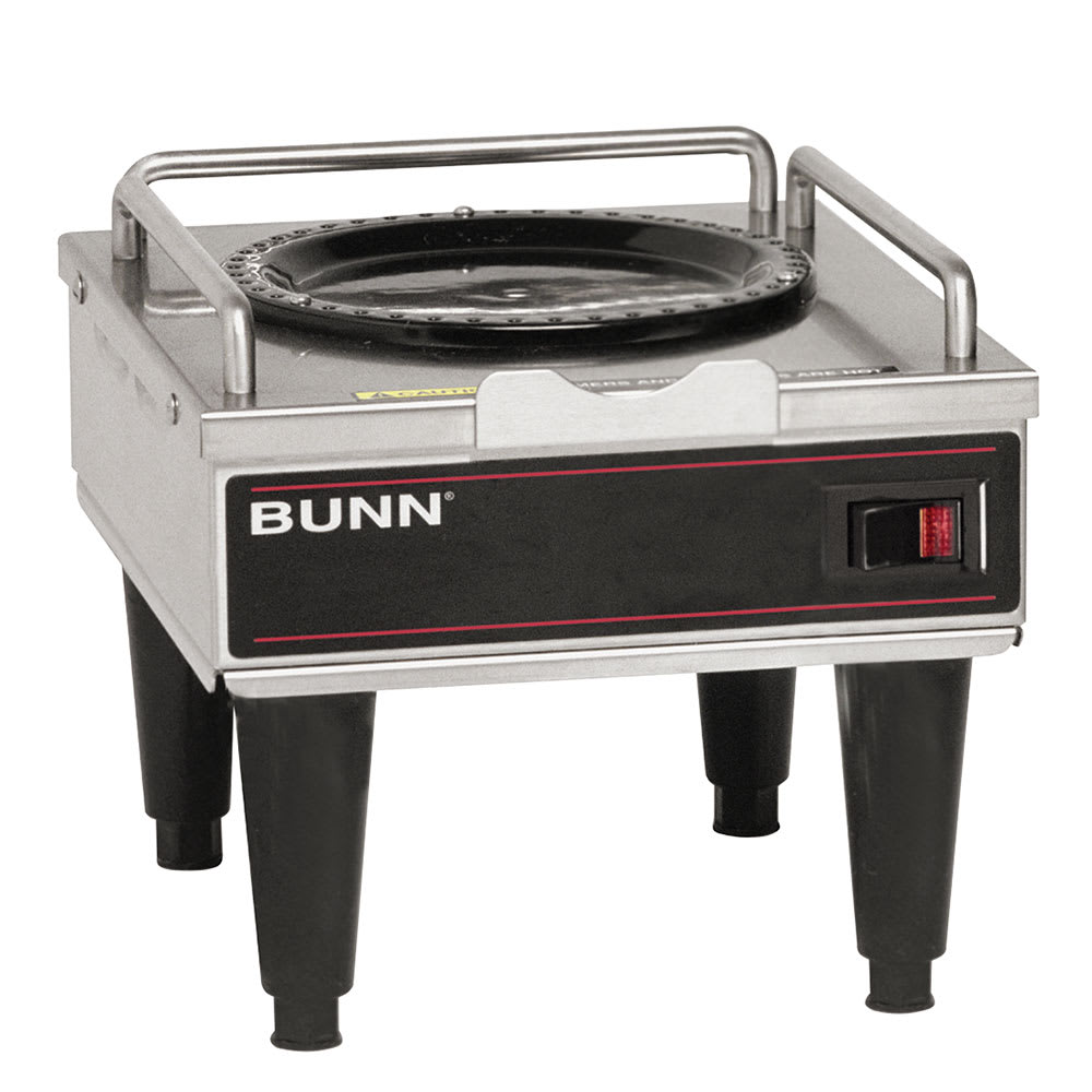 Bunn RWS1 Satellite Brewer Warmer for 1GPR & 1.5GPR Servers, 120v (12203.0010)