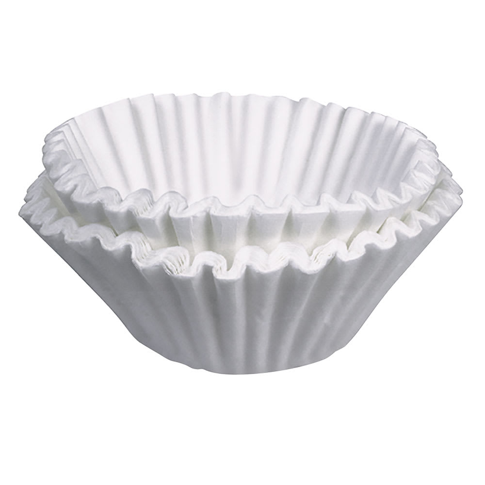 Bunn 20116.0000 Paper Filters for 12 cup Decanter Coffee Brewers (20116.0000)