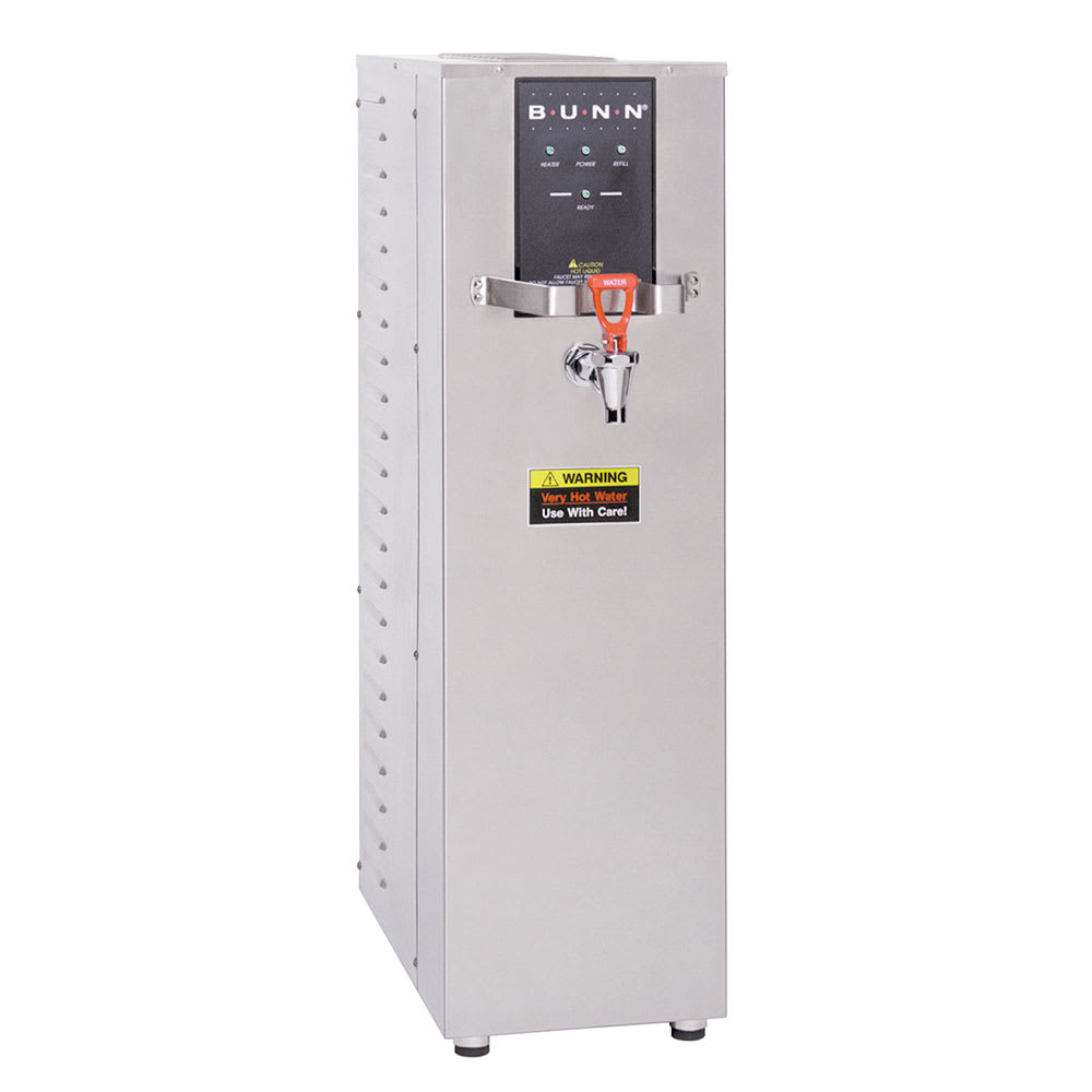 Bunn H10X-0000 10-Gallon Hot Water Dispenser, 212 F, 240v/1ph (26300.0000)