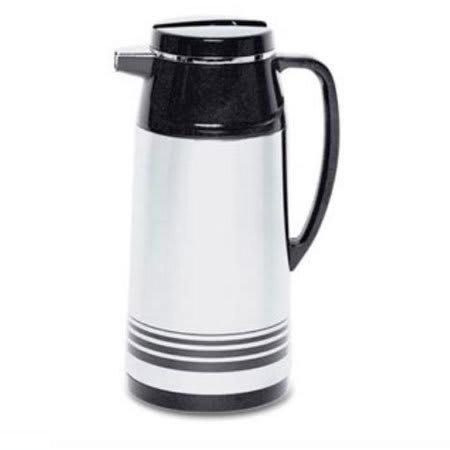 Bunn PITCHER-VAC-0001 Vacuum Pitcher, 1.9 Liter, Glass Liner (27350.0001)