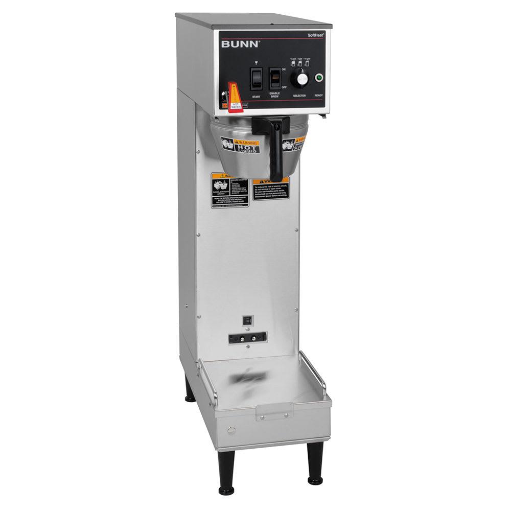 Bunn SINGLE SH Single SH Satellite Coffee Brewer w/ 10.6-gal/hr, 120-208v/1ph (27800.0001)