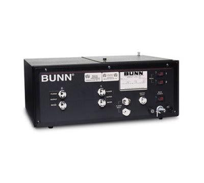 Bunn ULTRA-AFPO-0007 Ultra Gourmet Ice System, w/ 2-Hoppers (28400.0007)