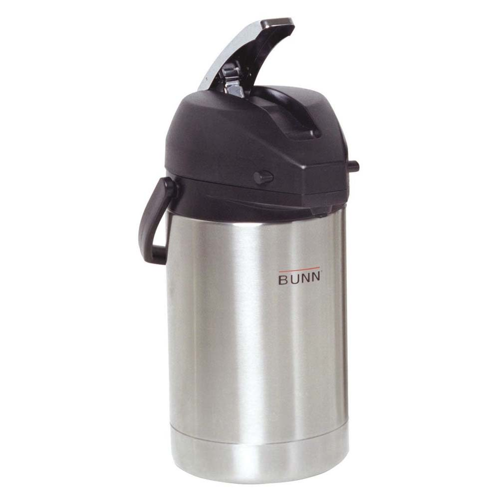 Bunn 32125.0000 2.5 Liter Lever-Action Airpot, S/S Liner (32125.0000)