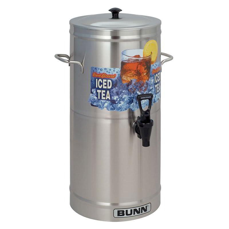 Bunn TDS-5 3 gal Round Iced Tea Coffee Dispenser w/ Handles (33000.0000)
