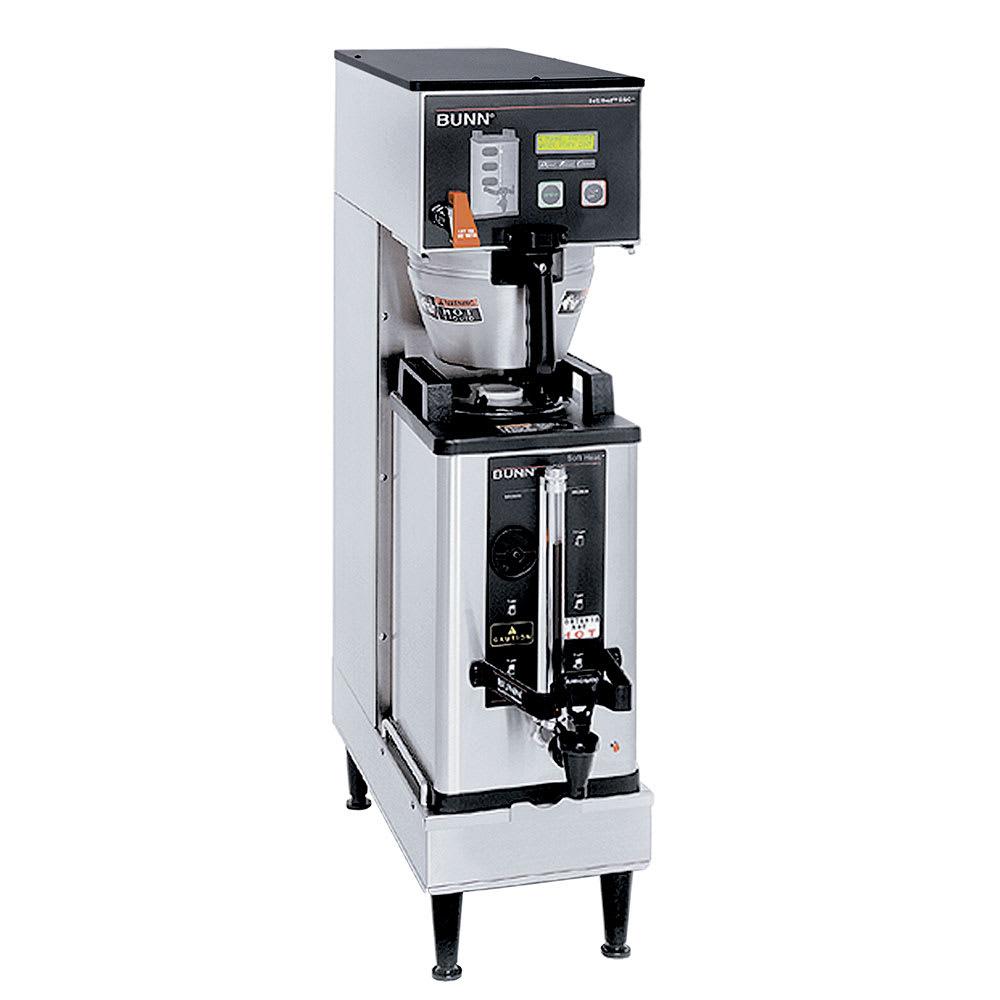Bunn SH-SINGLDBC-0000 Single SH DBC, Satellite Brewer, Upper Faucet, 120-240v/1ph (33600.0000)