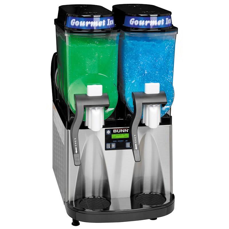 Bunn 34000.0025 Black Ultra Gourmet Ice Frozen Drink Machine, Black & Stainless, 120 V (34000.0025)