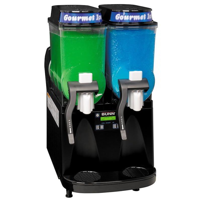 Bunn 34000.0027 Frozen Drink Machine, Auto Fill Hoppers, Black, 120 V (34000.0027)