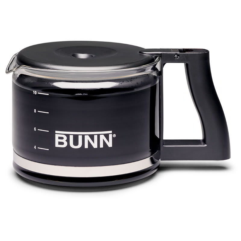 Bunn GLASS-NCD-0006 10-Cup Coffee Decanter, Glass (34116.0006)