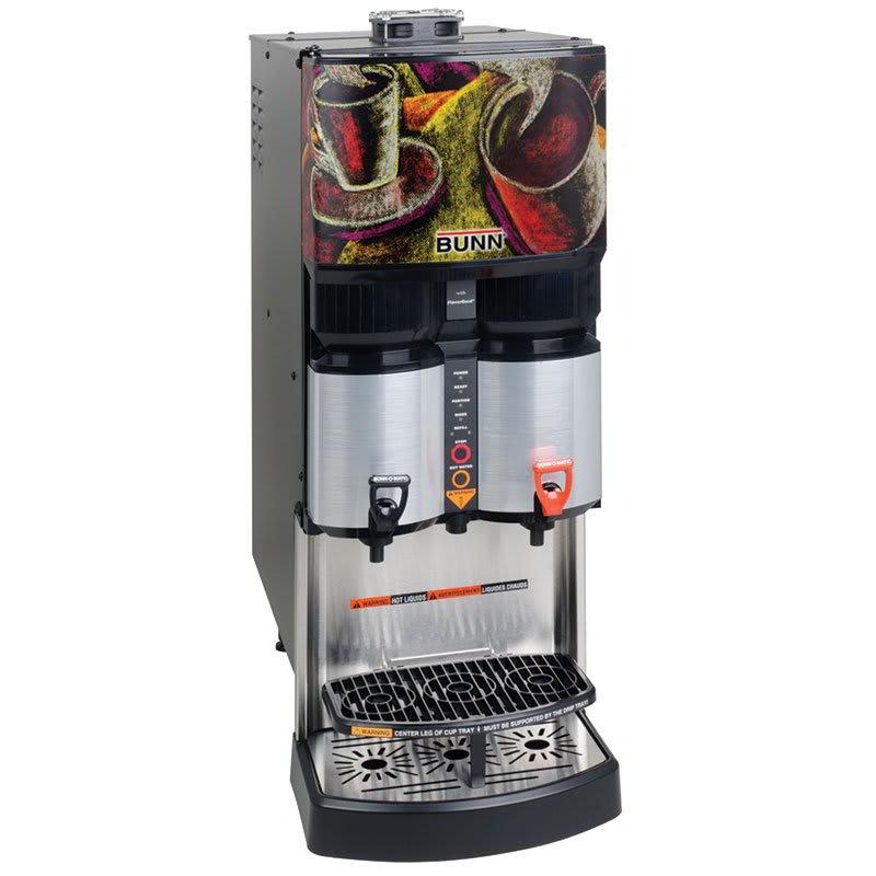 Bunn LCA-2-0001 Ambient Liquid Coffee Dispenser w/ (2) Dispense Heads, 120v (34400.0001)