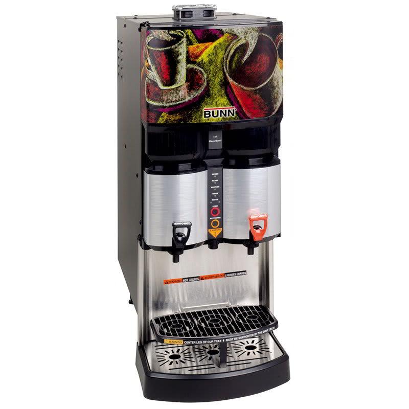 Bunn LCA-2-0002 Ambient Liquid Coffee Dispenser w/ (2) Dispense Heads, 120v (34400.0002)