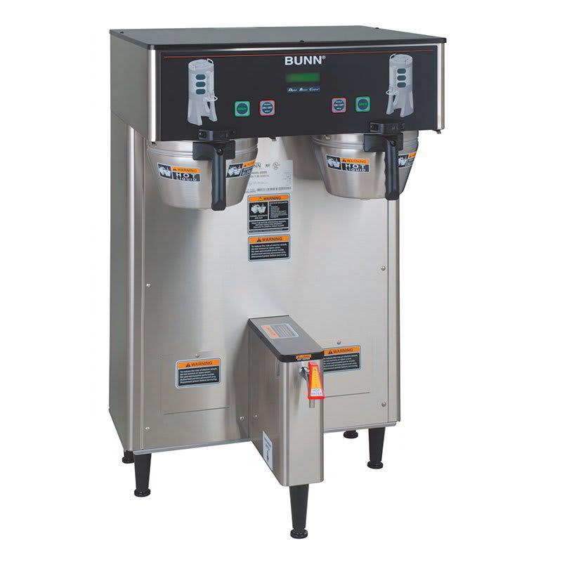 Bunn DUAL TF DBC Dual TF DBC Dual Satellite Digital Coffee Brewer, Stainless, 120-208v/1ph (34600.0004)