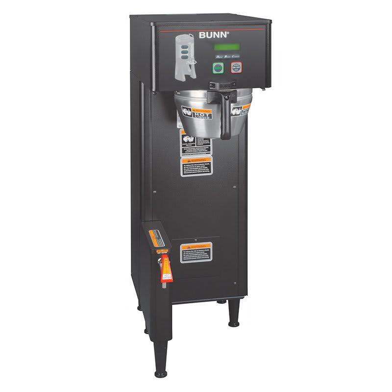 Bunn TF-SNGL-DBC-0008 Single Satellite Coffee Brewer, Black Finish, Funnel Lock, 120v (34800.0008)