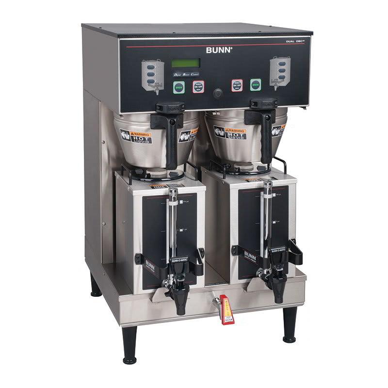 Bunn GPR DBC 18.9 Gallon Dual GPR Brewer w/ Digital Brewer Control, 120v (35900.0010)