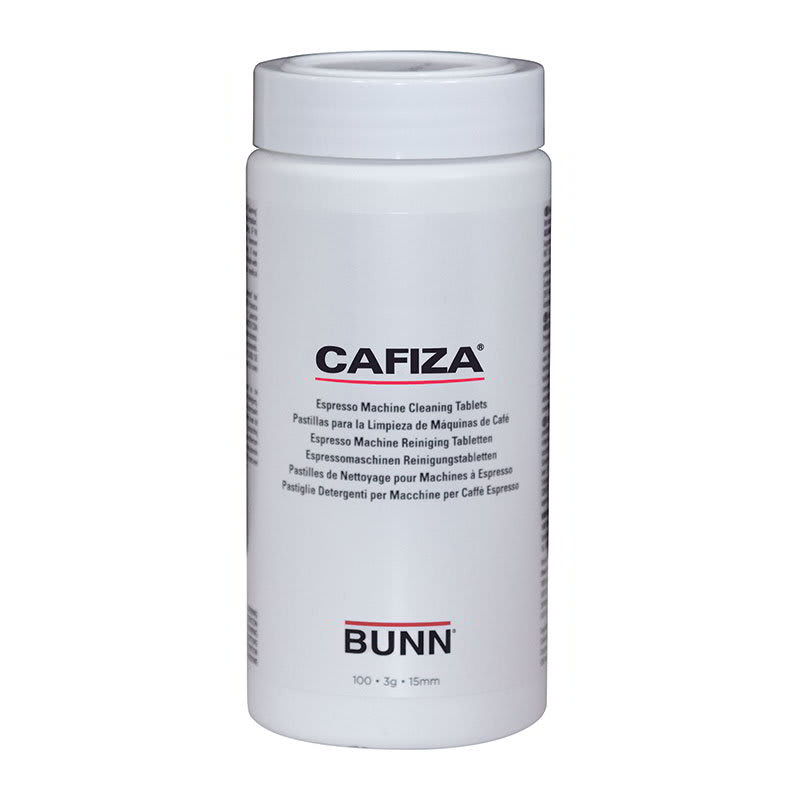 Bunn 36000.1189 Cleaning Tablets, Cafiza, 100 per Case (36000.1189)