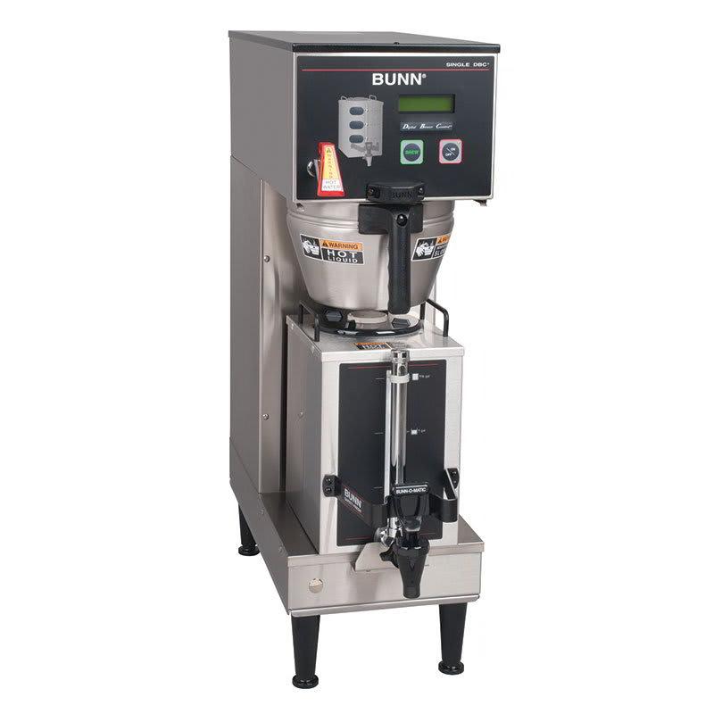 Bunn SINGLE GPR DBC Single Coffee Brewer w/ Digital Control, 12.5-Gallons/Hr (36100.0010)