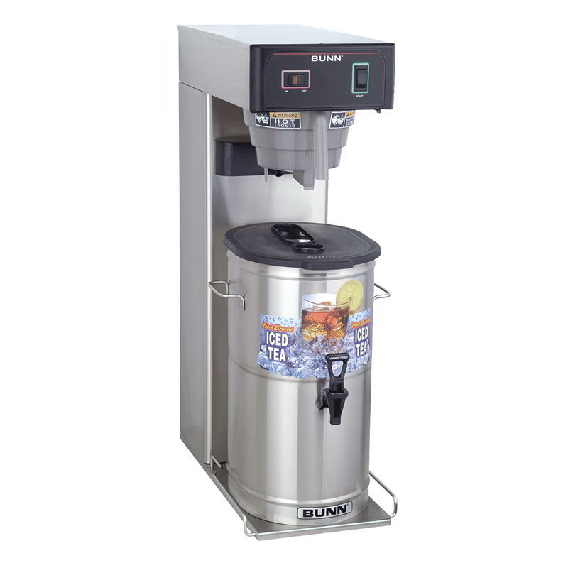 "Bunn TB3 TB3 Iced Tea Brewer, 3 Gallon, 29"" Trunk (36700.0009)"