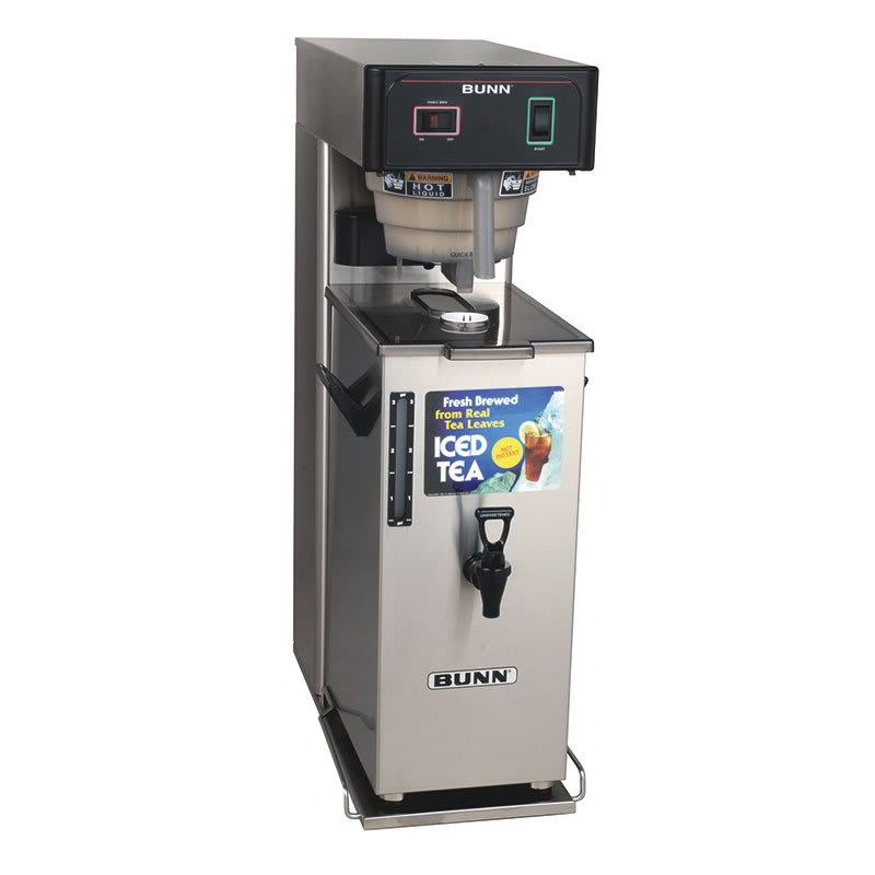 Bunn TB3Q TB3Q w/TD4T Iced Tea Brewer W/Dispenser (36700.0041)