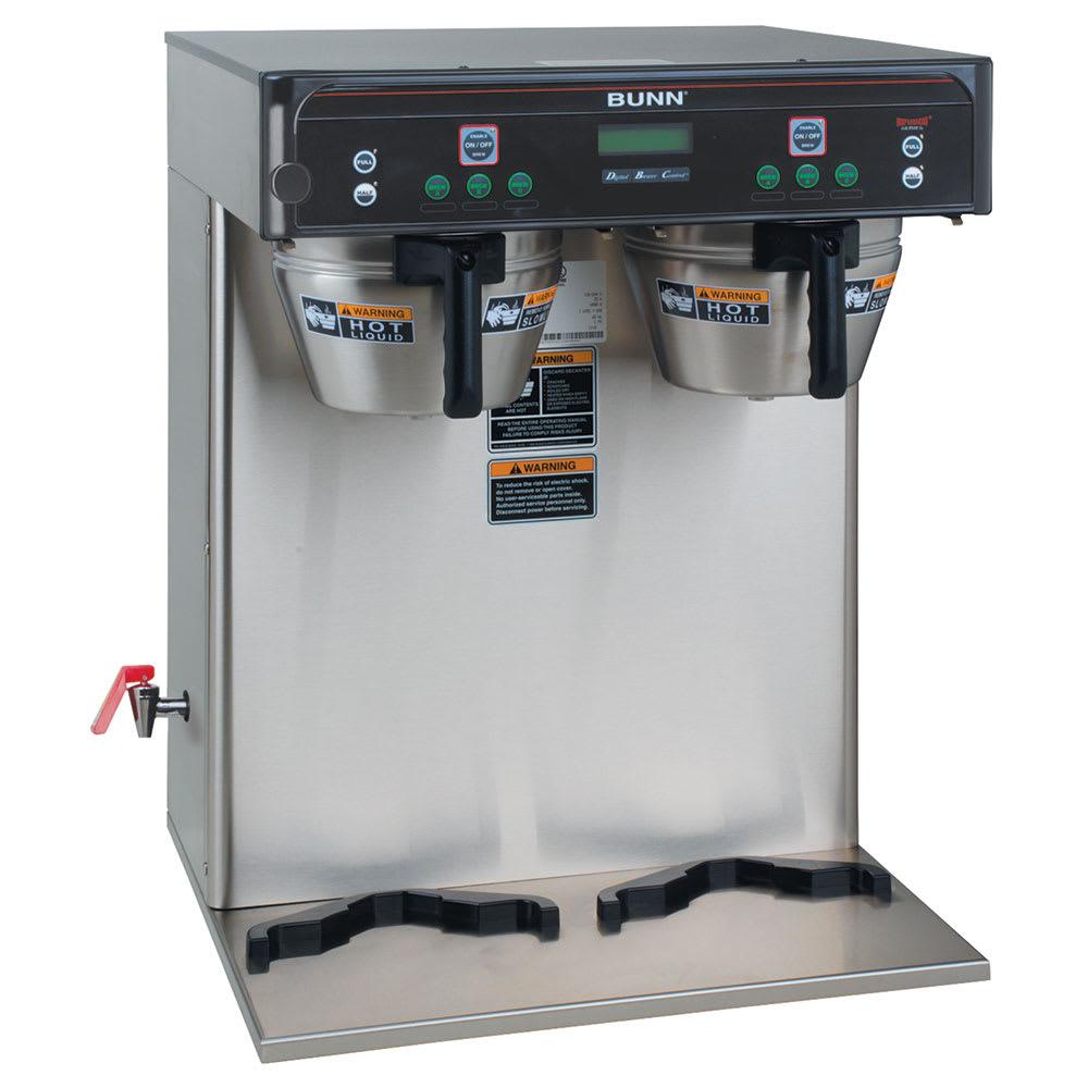 Bunn ICB-TWIN Coffee Brewer w/ 18.9 gal/hr Capacity 3 Brew Button, 120 240v/1ph (37600.0010)
