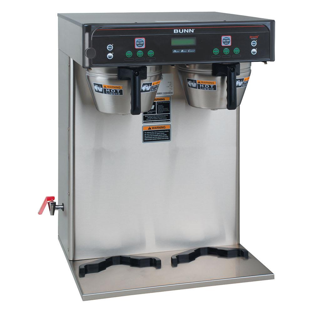 Bunn ICB-TWIN-0011 Coffee Brewer 18.9-gal/hr Capacity 3-Brew Button, 120-240v/1ph (37600.0011)