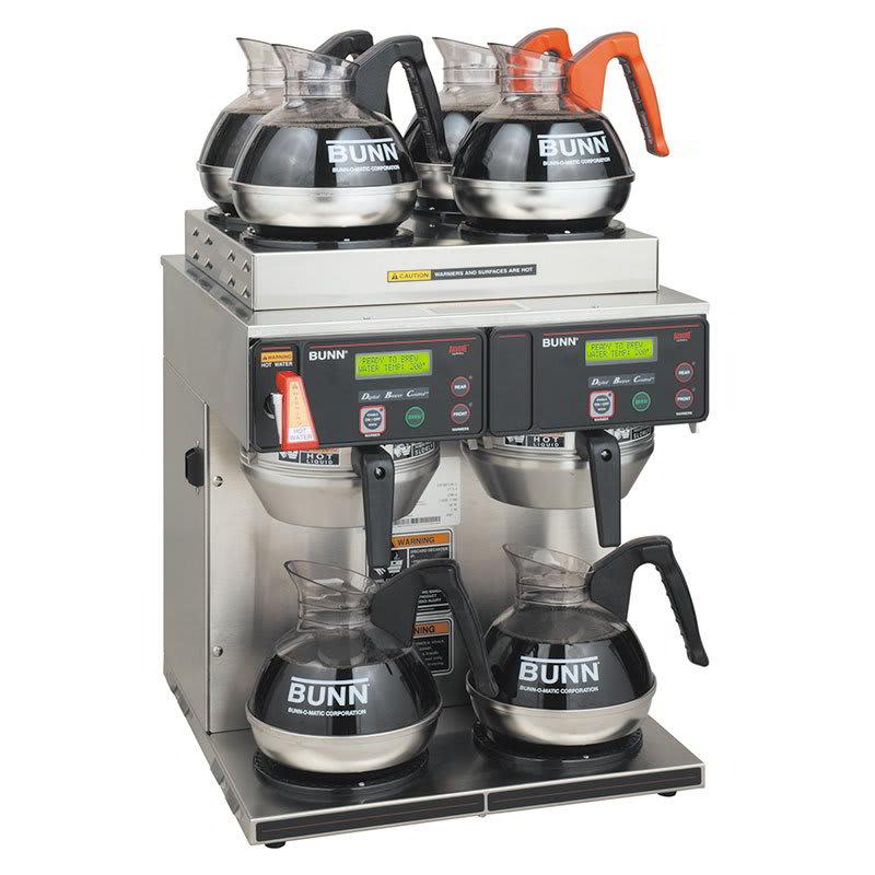 Bunn AXIOM-4/2-0014 AXIOM Coffee Brewer, 2 Lower And 4 Upper Warmers, 120-240v/1ph (38700.0014)