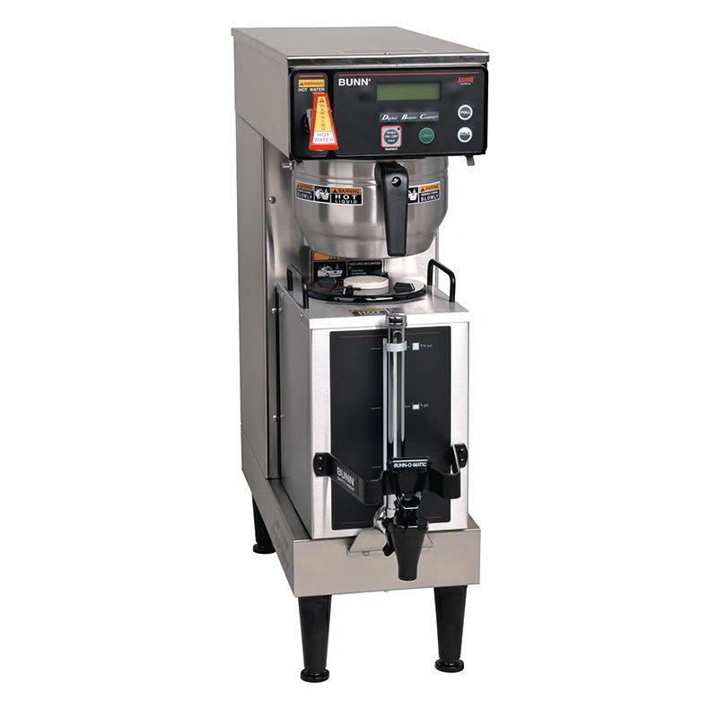 Bunn AXIOM-15-3-0043 Single Coffee Brewer - 200-oz Capacity, 4.5-gal/hr, LCD Display (38700.0043)