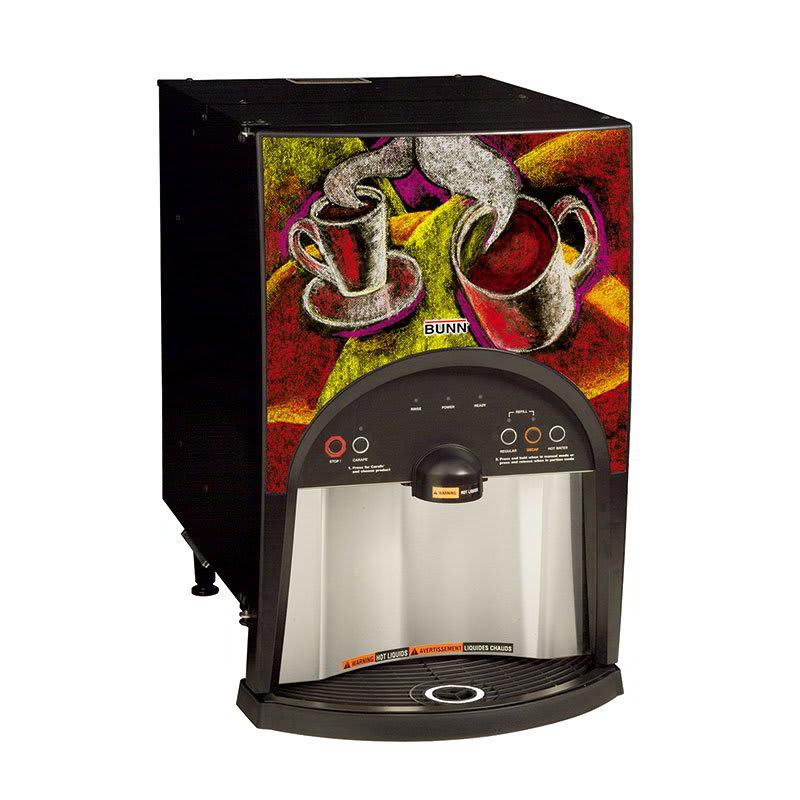 Bunn LCC-2-LP-0006 Liquid Coffee Refrigerated Dispenser, Scholle Q/C Connect, 25:1-100:1 (38800.0006)