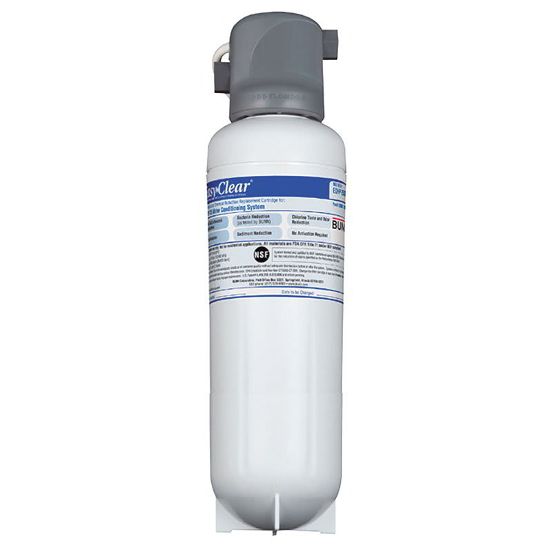 Bunn EQHP-35L-0011 Easy Clear Water Filter, Taste/Odor System, High Performance (39000.0011)