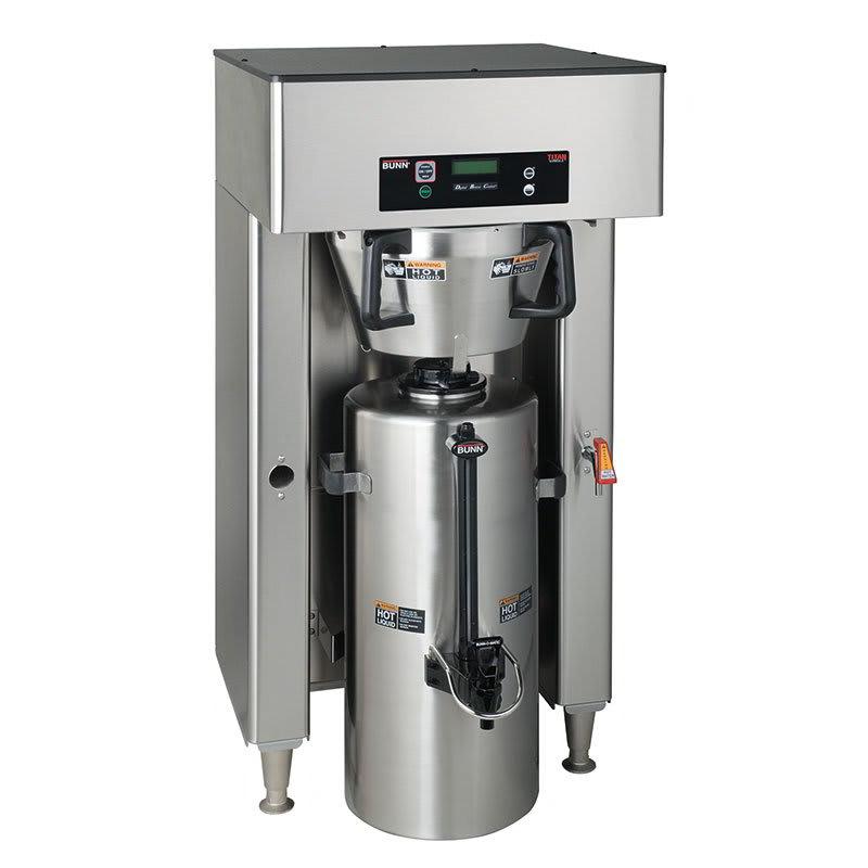 Bunn TITAN-SNGL-0000 Single Insulated Coffee Server Brewer w/ Faucet, 22.5-Gal/Hr, 120-208/3 (39300.0000)