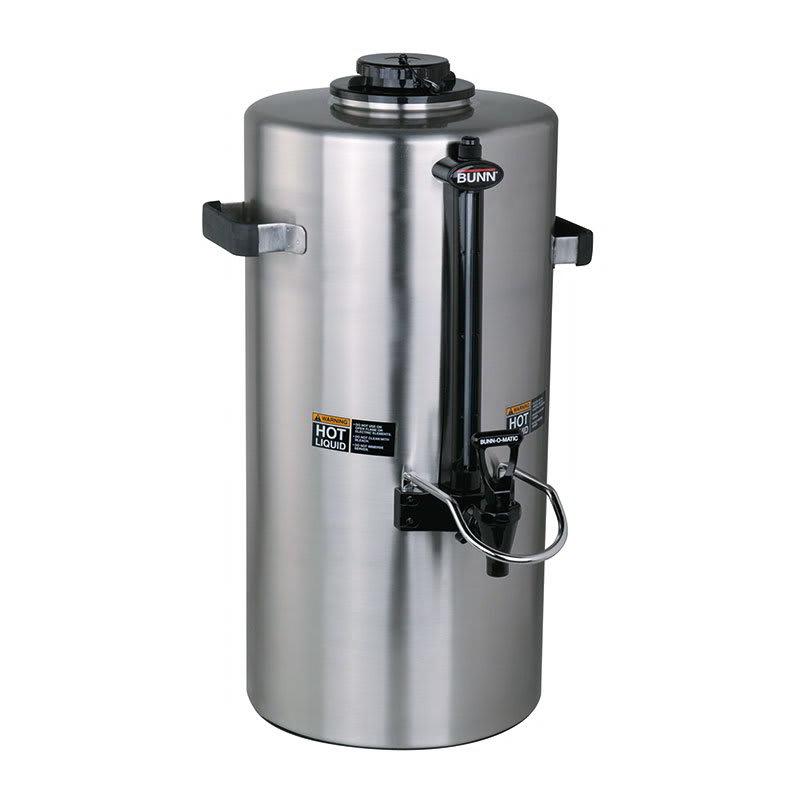 Bunn TITAN-TF-0001 3-Gallon Insulated Server, Brew Through Lid & Fast Flow Faucet (39400.0001)